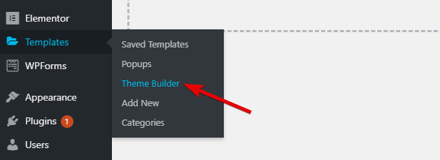 theme builder template